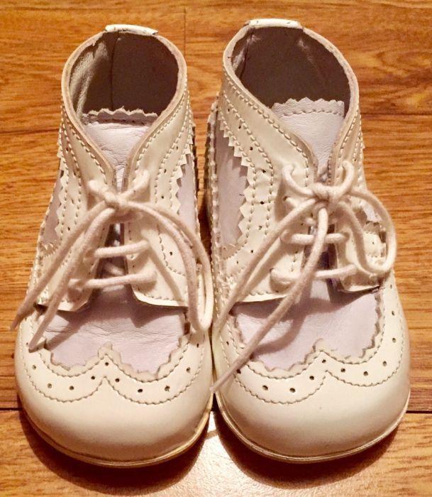 Pantofi din piele pt fetite nr 19
