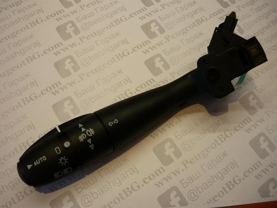 Лост за светлини и мигачи за Peugeot / Citroen COM 2000. Ремонт на COM