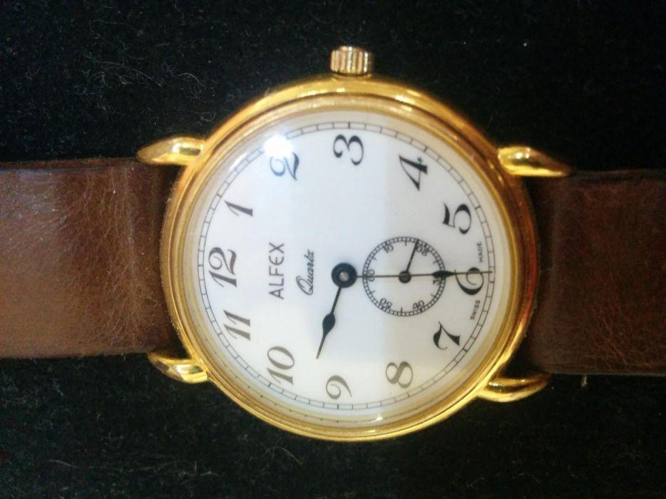 Alfex original swiss extraplat placat aur
