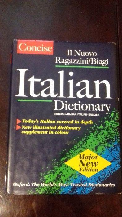Dictionar englez-italian, italian-englez, Il Nuovo Ragazzini Biagi