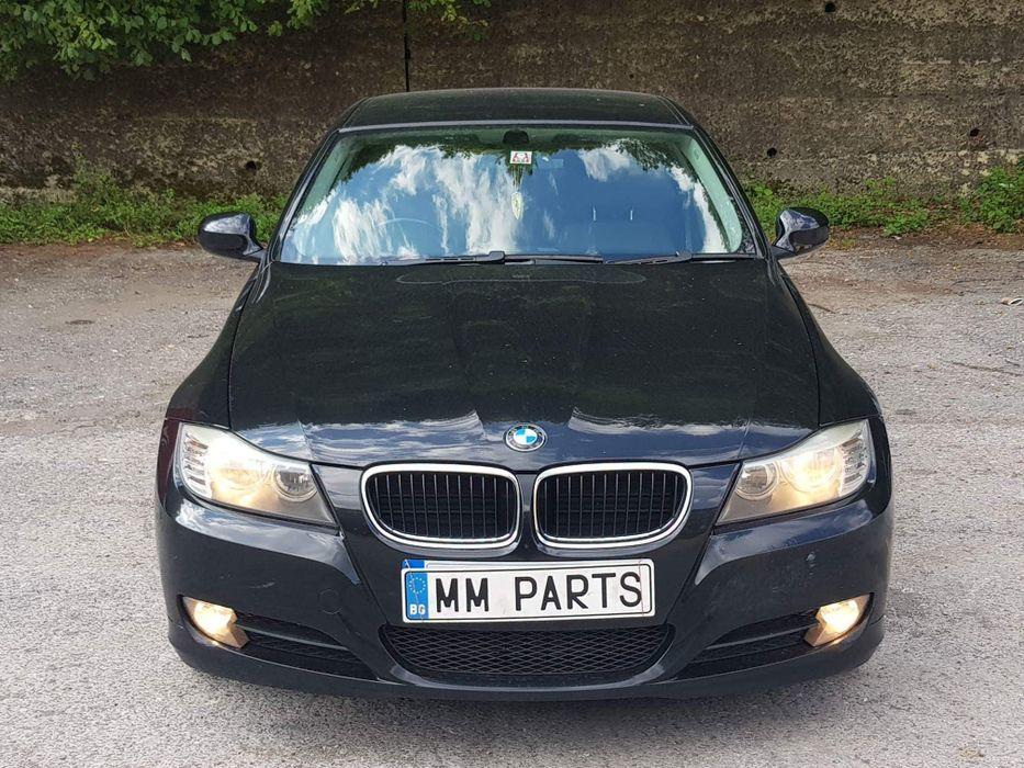 BMW e90 320d 177к.с. Facelift седан ръчка НА ЧАСТИ !