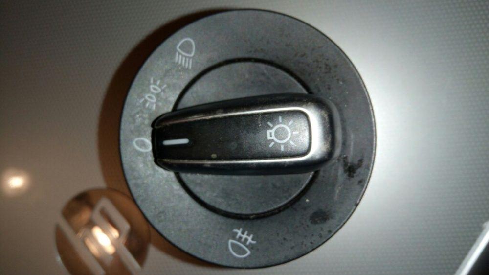 Buton aprindere faruri pt Volkswagen golf 6