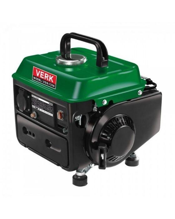 Generator curent Verk VGG-720A, 720 W, 2 CP, rezervor 4 l