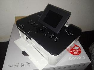 Impressora de Foto Rápido da Canon novo a bom preço