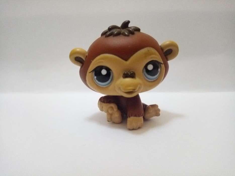 Littlest Pet Shop goriluta 2006 Hasbro