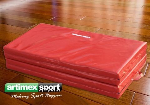 Saltea gimnastica pliabila,2.4x1.2 m