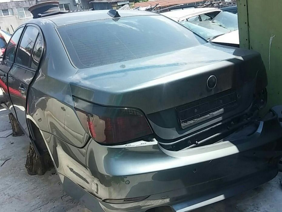 На части БМВ BMW Е60