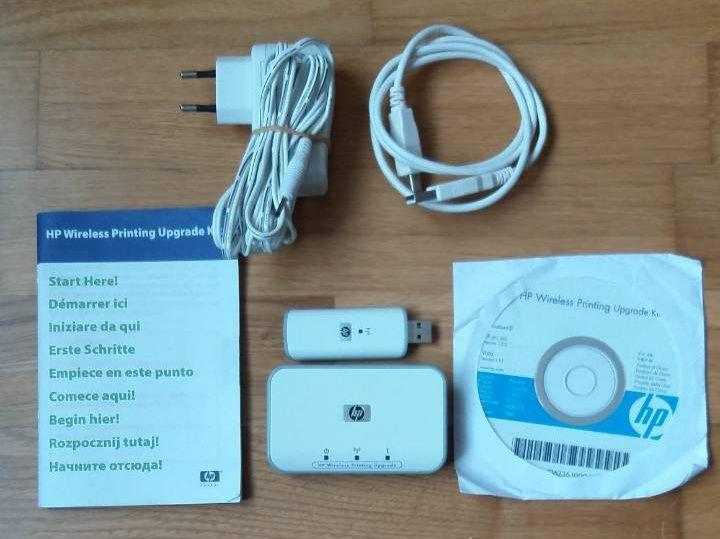 Беспроводной принтер HP. Wi-Fi