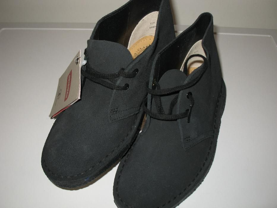 Clarks Desert Boot Black 36 UK 3