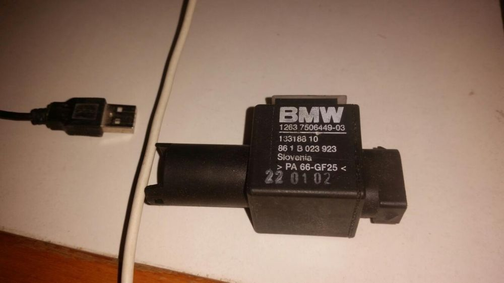 Releu valvetronic bmw e46 seria 3 316i 318i dezmembrez bmw e46 316ti