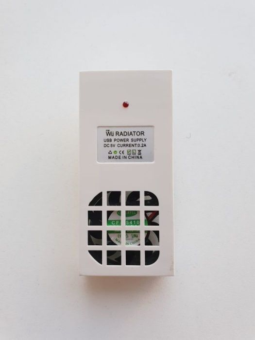 Vand Ventilator (Cooler) Nitendo Wii 10/10 SH