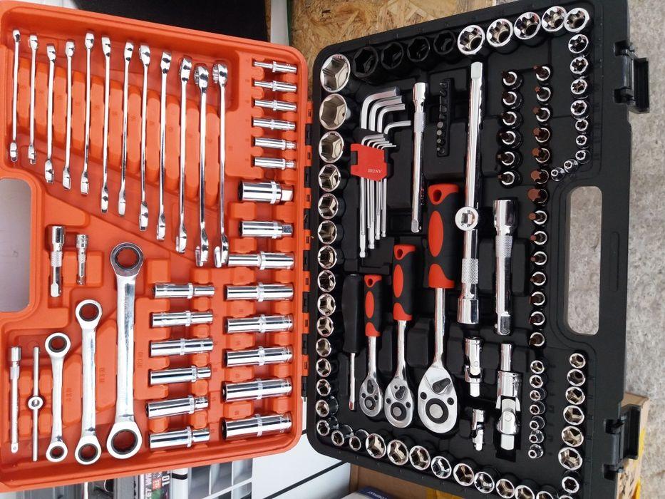 150-предмет Набор инструментов и кллючей