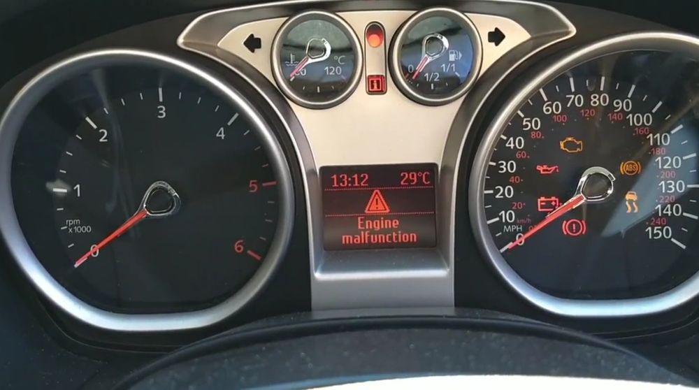 Reparatii ceasuri bord Ford Focus mk 2 kuga mondeo transit s-max c-max