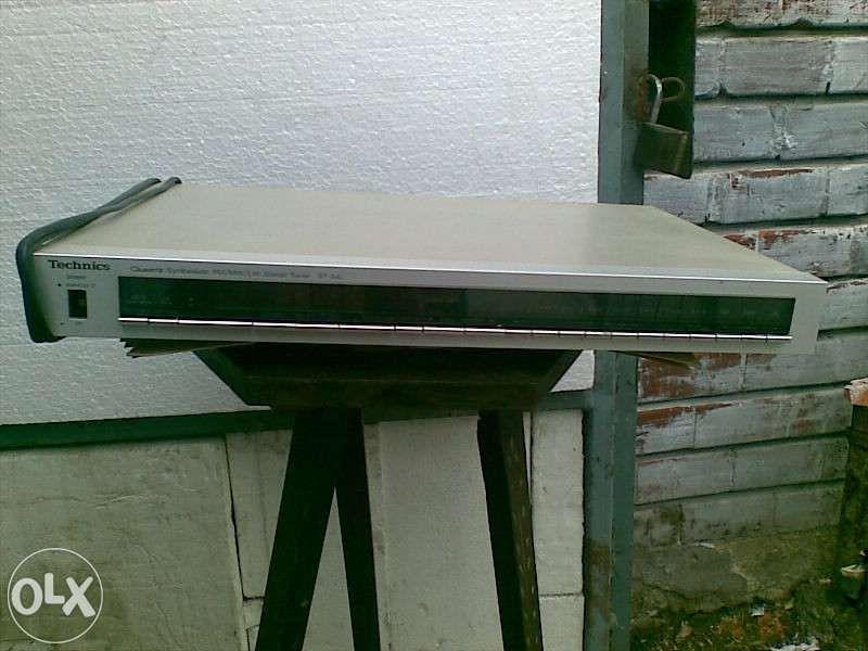 Technics stereo tuner quartz synthesizer, model: ST- S4L (ptr. piese)