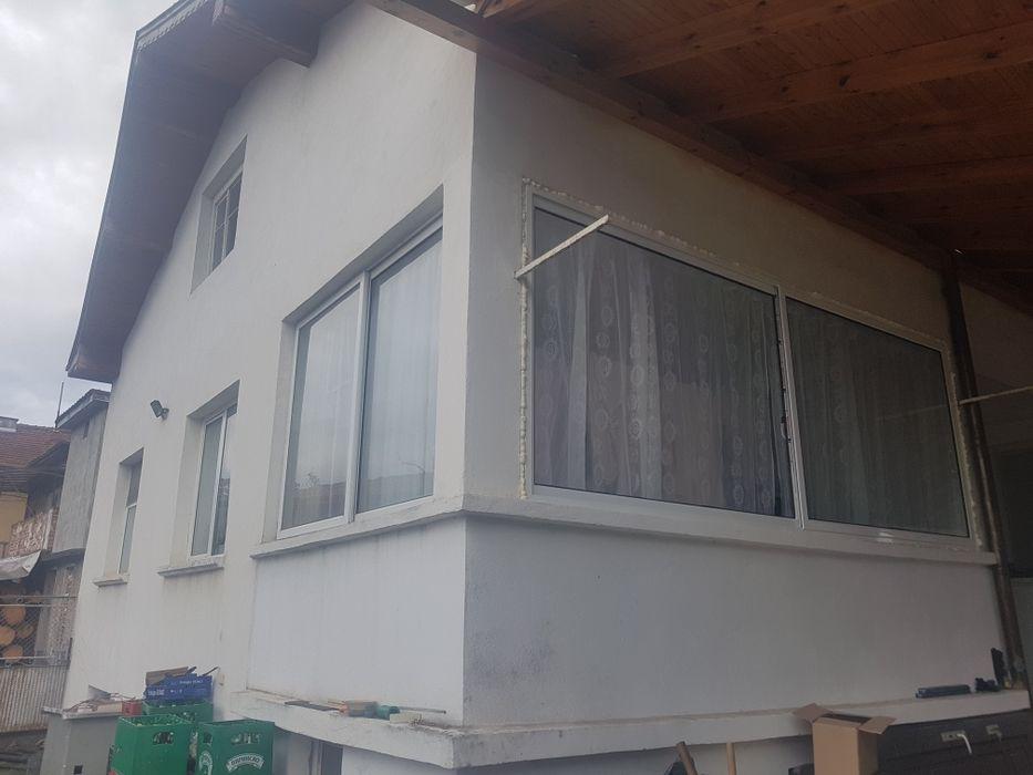 Алуминиеви прозорци плъзгащи