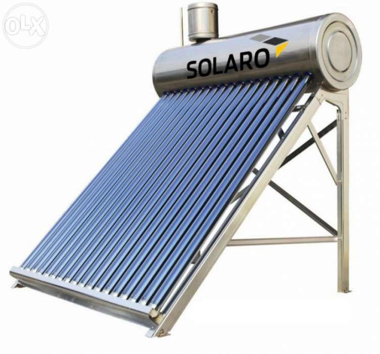 Panouri solare apa calda (INOX) - (90L - 216L) Livrare Gratuita, Rate