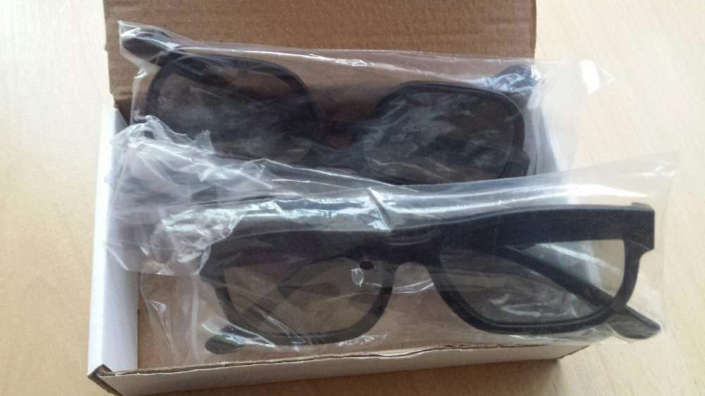 Ochelari 3D, televizor/cinema (noi)