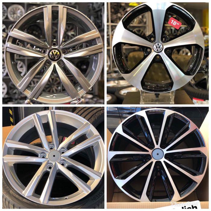 VW джанти - 17, 18, 19, 20, 21 цола - НОВИ