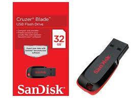 Flash sanDisk original 32g,seguros e confiaveis