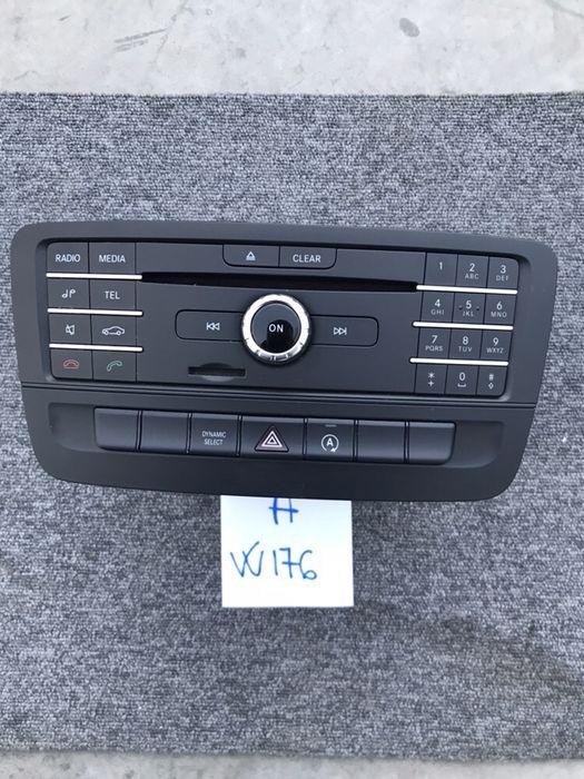 Radio- Cd Cd player Mercedes A w176 B w246 Cla w117 Gla w156