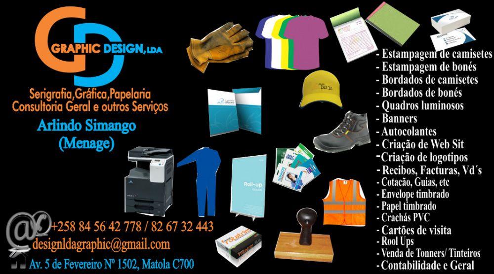 Graphic Design lda