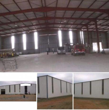 Vendo Complexo industrial Mozal Beleluane