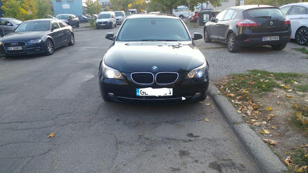 BMW 520. 177 cp