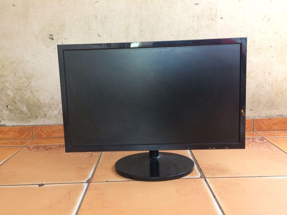 Led Monitor Meccer 23 polegadas entradas VGI e HDMI
