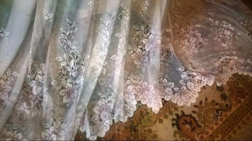 Тюль для любой комнаты