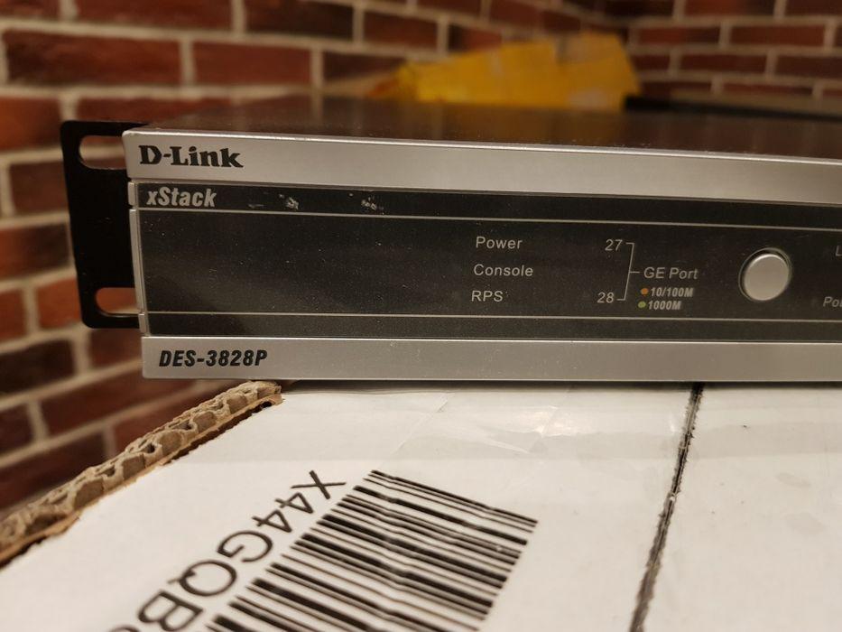 Switch POE 24 ports Dlink