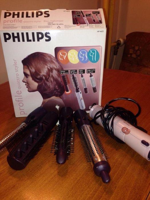 Електрическа четка за коса Filips
