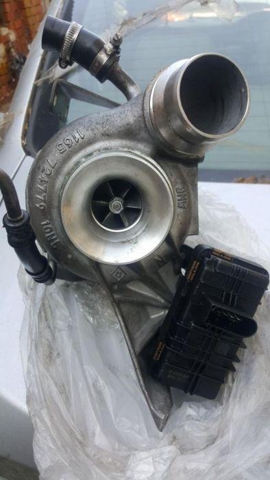 Turbina bmw f10/f30 2.0d 184hp Timisoara - imagine 2