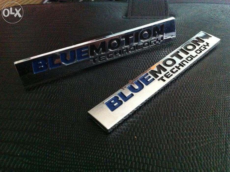 Set Embleme Vw BlueMotion