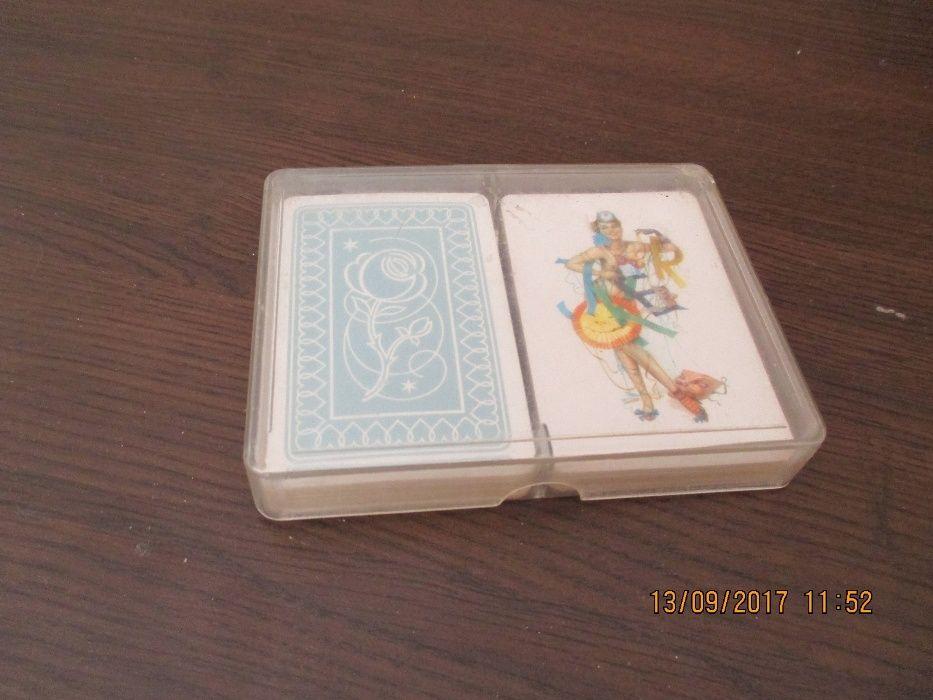 """Винтажни """"пин-ап"""" карти от Валтер Краусс 1956г."""