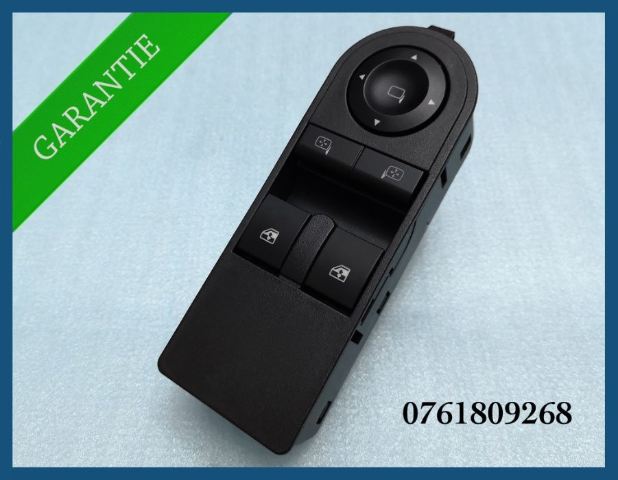 Consola / Comanda 2 butoane geamuri electrice Opel Astra H / Zafira B