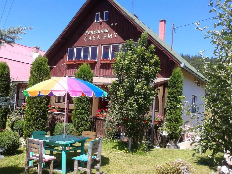 Regim hotelier  hoteluri/pensiuni Harghita, Borsec