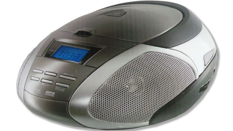 Радио Boombox CD-6800-DM3 HYUNDAI MP3/CD/AM/FM
