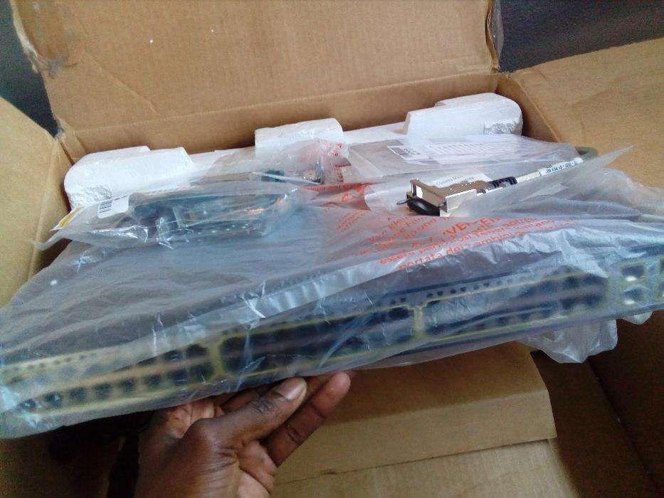 Vendo switch cisco 3750G 48 portas POE