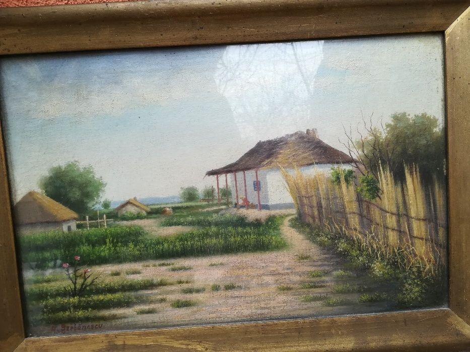 Tablou pictor A Serbanescu