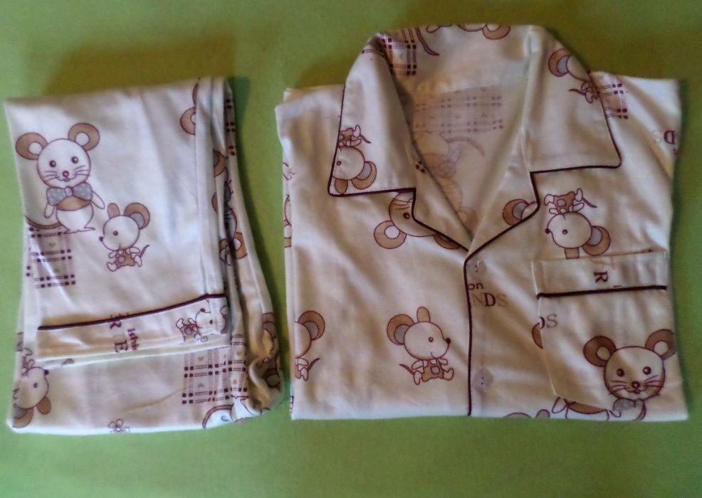 Детска пижама (размер 12 - М)