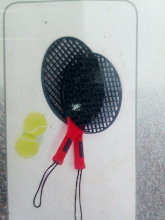 Conjunto de rede e kit de tennis, para desporto portátil Talatona - imagem 2