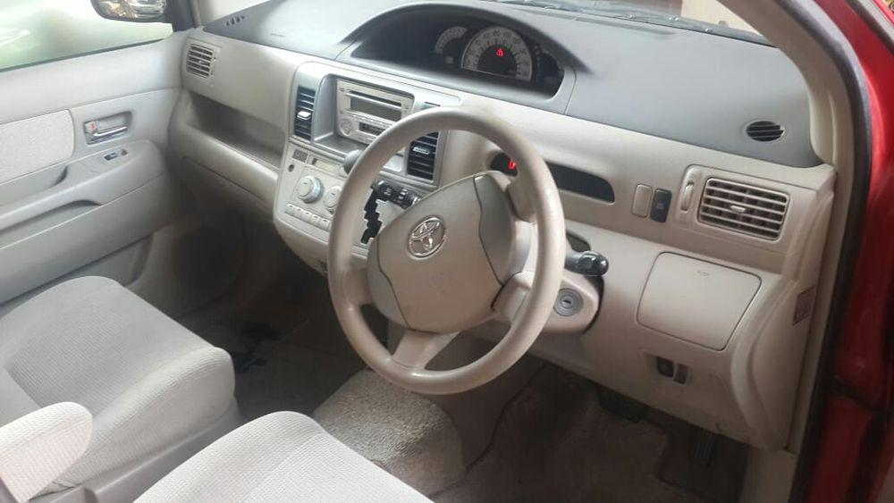 Toyota Raum novo uma semana em maputo