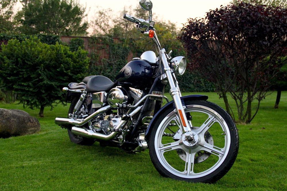 2002 Harley Davidson Dyna Wide Glide Switchback CVO FXDWG3