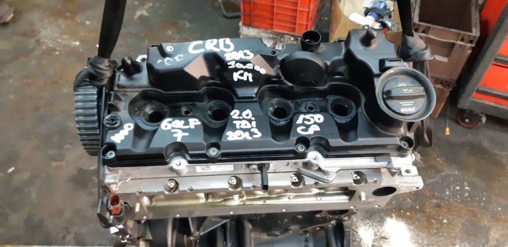 Motor vw golf 7 CRB 2.0 tdi
