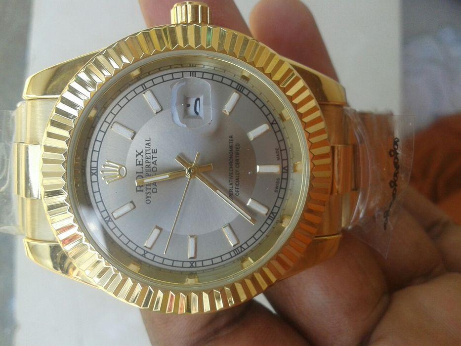 Relógio feminino Rolex e Cartier