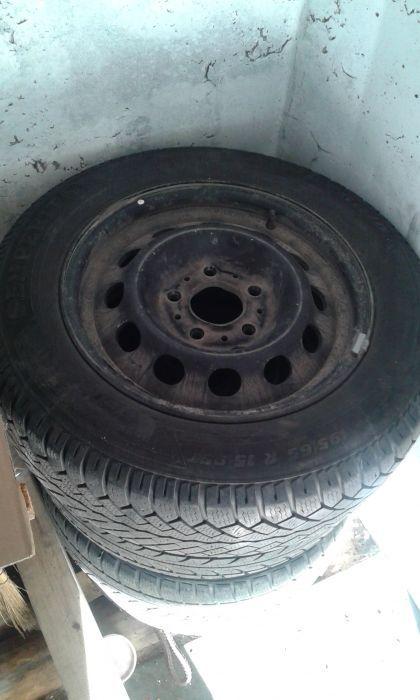Зимни гуми и джанти за БМВ е 36 5×120