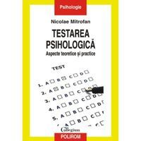 Teste psihologice si rezolvarile lor