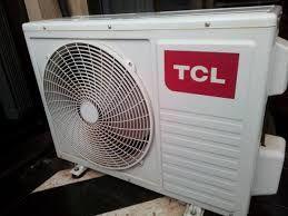 Ac de 18btu de marca TCL novo há venda