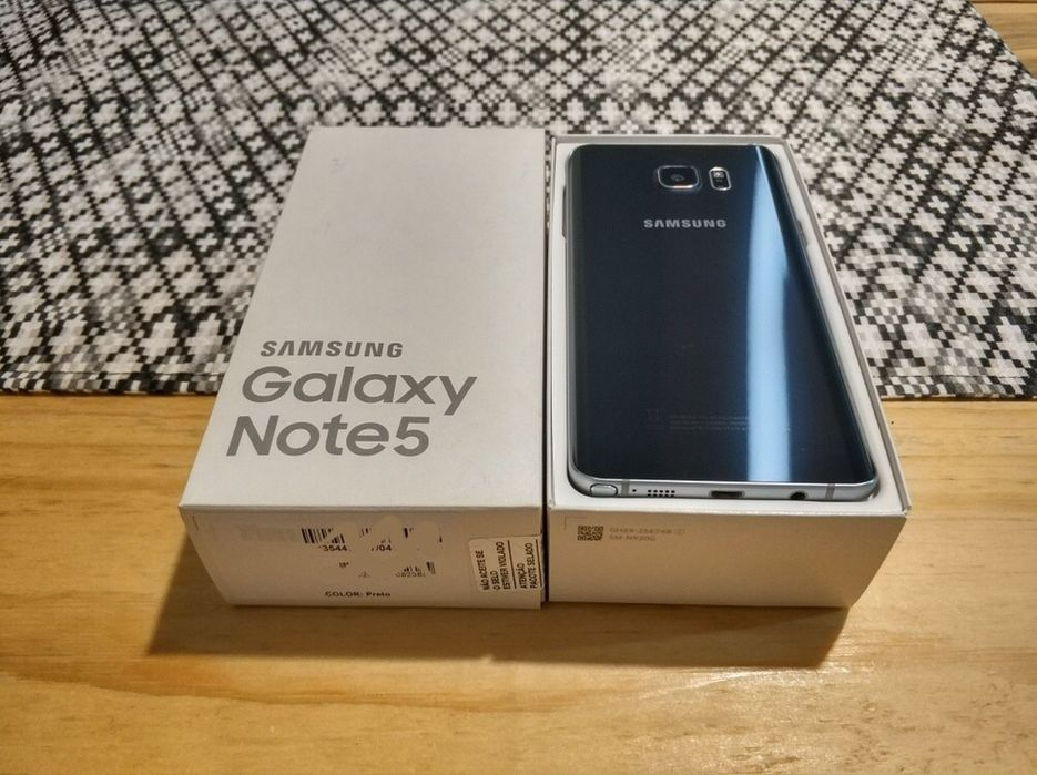 Samsung Galaxy Note5 32GB novo na caixa selado