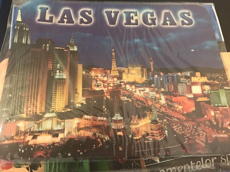 Mouse pad original din Las Vegas